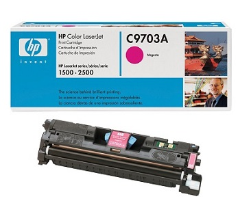 HP Toner Cartridge C9703A magenta