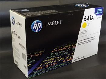 HP Toner Cartridge C9722A yellow