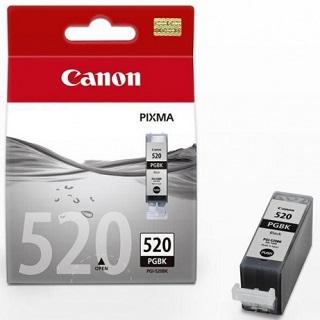 Canon BJ Cartridge PGI-520BK (2932B001) 19ml HC