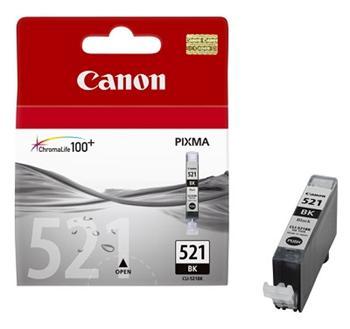 Canon CLI-521BK black (2933B001)