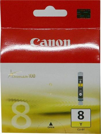 Canon CLI-8Y yellow (0623B001)
