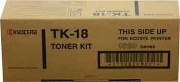Kyocera Toner TK-18 toner kit (1T02FM0EU0)