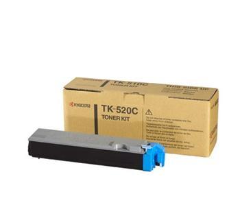Kyocera Toner TK-520C toner kit cyan (1T02HJAEU0)