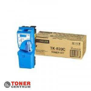 Kyocera Toner TK-820 cyan (1T02HPCEU0)