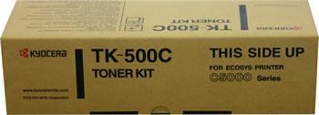 Kyocera Toner TK-500C toner kit