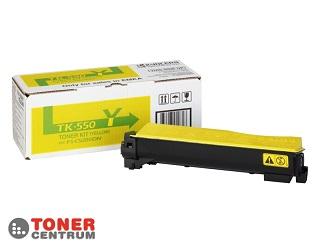 Kyocera Toner TK-550Y Yellow (1T02HMAEU0)