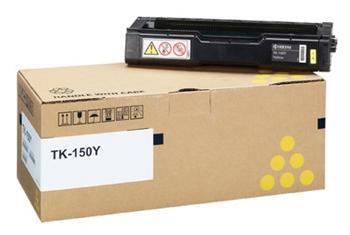 Kyocera Toner TK-150Y toner yellow (1T05JKANL0)