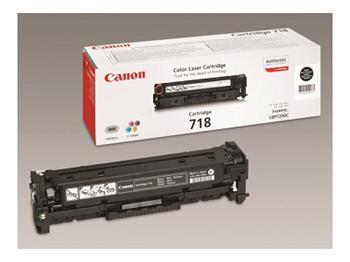 Canon Toner Cartridge CRG-718Y yellow (2659B002)