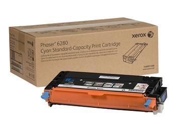 Xerox Phaser Cartridge 6280 Cyan HC (106R01400)