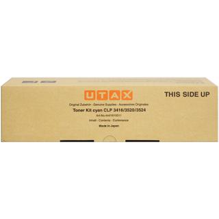 Utax Toner CLP3416 cyan (4441610011)