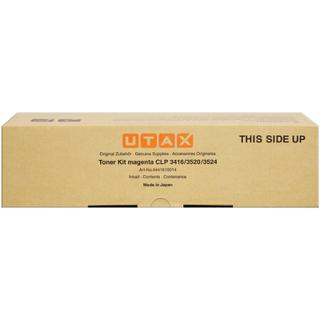 Utax Toner CLP3416 magenta (4441610014)