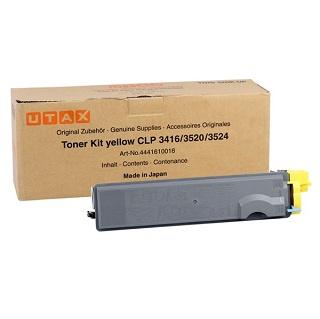 Utax Toner CLP3416 yellow (4441610016)