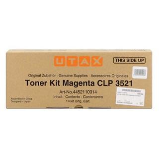 Utax Toner CLP3521 magenta (4452110014)