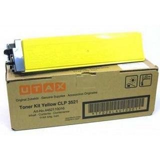 Utax Toner CLP3521 yellow (4452110016)