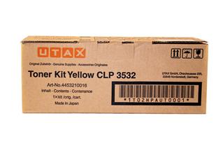 Utax Toner CLP3532 yellow (4453210016)