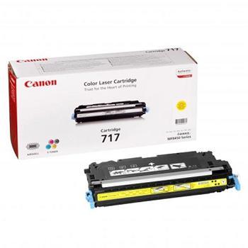 Canon Toner Cartridge CRG-717Y (2575B002) yellow