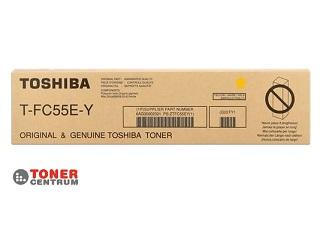Toshiba Toner T-FC55E yellow (6AG00002321, 6AK00000117)