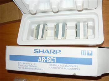 Sharp AR-SC1 sponky do finišeru 3x3000