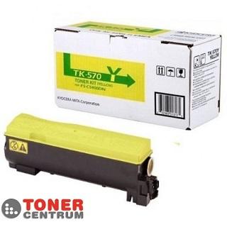 Kyocera Toner TK-570Y Yellow