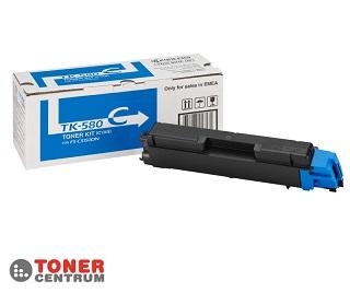 Kyocera Toner TK-580C Cyan (1T02KTCNL0)
