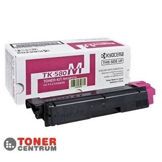 Kyocera Toner TK-580M Magenta (1T02KTBNL0)