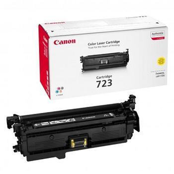 Canon Toner Cartridge CRG-723 yellow LBP-7750