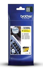 Brother Ink Cartridge LC3239XLY